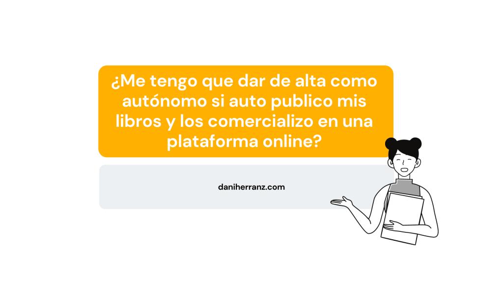 Fiscalidad en la venta online de libros autopublicados
