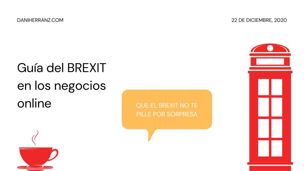 guia del brexit en los negocios online