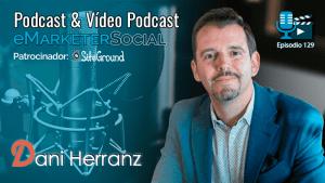 entrevista podcast emarketer social
